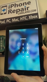 ipad repair lakeland